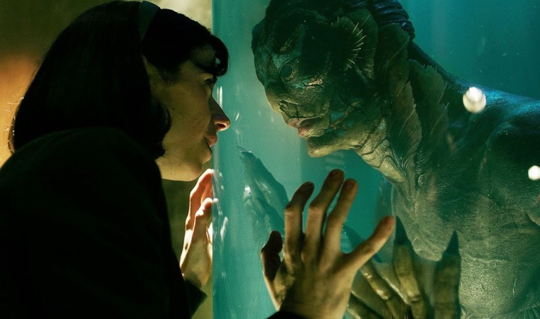 Форма воды (2017) The Shape of Water